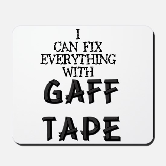 Gaff Tape Mousepad