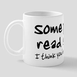 readshirts Mug