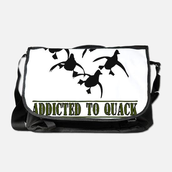 Quack-8x11L Messenger Bag