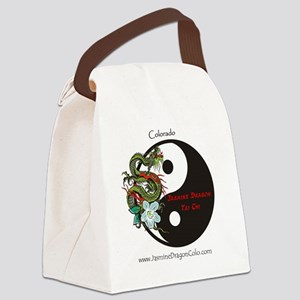 JasmineDragon Colorado Cafepress  Canvas Lunch Bag