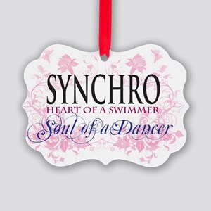 Heart n Soul Picture Ornament