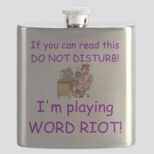 WORDRiot Flask