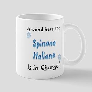 Spinone Charge Mug