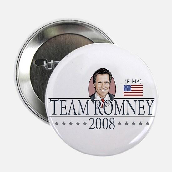 Team Romney 2008 Button
