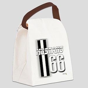 mustangbar66 Canvas Lunch Bag