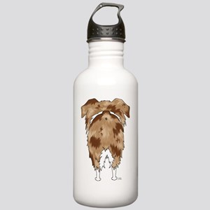 RedMerleAussieShirtBac Stainless Water Bottle 1.0L