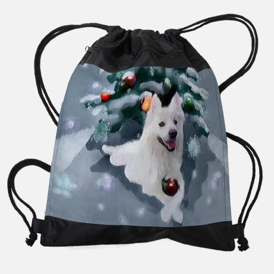 Cute Seasonal and holiday Drawstring Bag