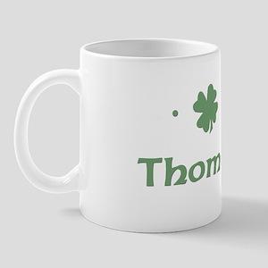 """""""Shamrock - Thomas"""" Mug"""