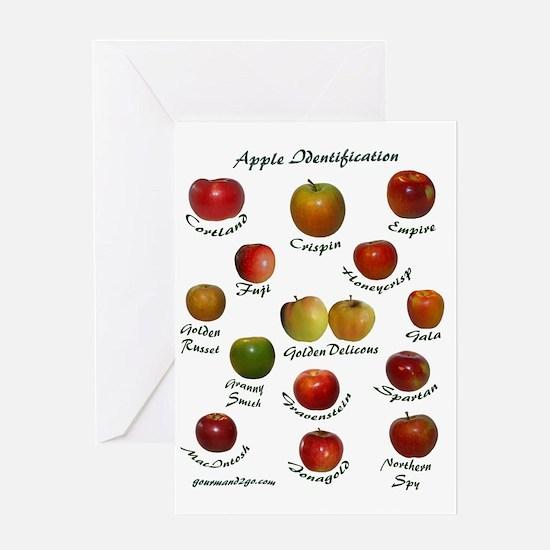 appleT Greeting Card