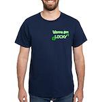 Wanna Get Lucky Dark T-Shirt