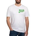 Wanna Get Lucky Fitted T-Shirt