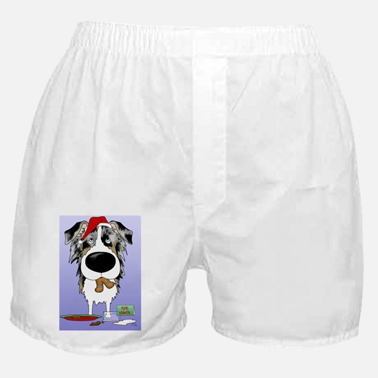BlueMerleAussieBlue Boxer Shorts