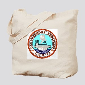 USS THEODORE ROOSEVELT<BR>Tote Bag