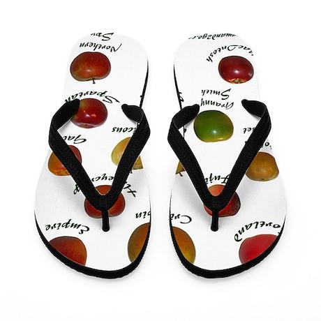 appleT Flip Flops