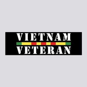 Vietnam Veteran 20x6 Wall Decal