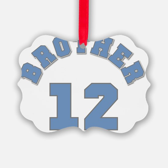 12bluebrother Ornament