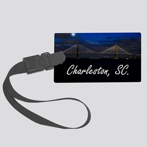 Charleston, SC. Large Luggage Tag