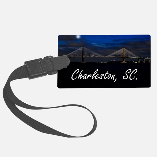 Charleston, SC. Luggage Tag