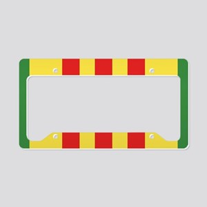 Vietnam Veteran Flag License Plate Holder