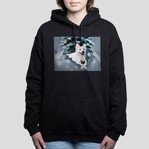 American Eskimo Dog Christmas Sweatshirt