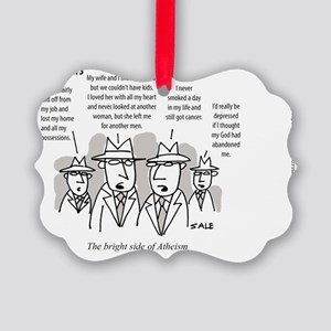 MEN_Atheism_The Bright_Side Picture Ornament