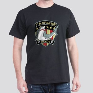 1st Battalion 111th Aviation Regiment Dark T-Shirt