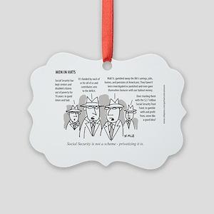 MEN_Private Soc. Sec. Picture Ornament