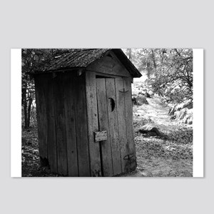 Old Way To Go Postcards (Package of 8)