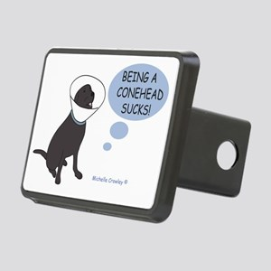 Conehead Rectangular Hitch Cover