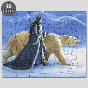 SNOW PRINCESS Puzzle