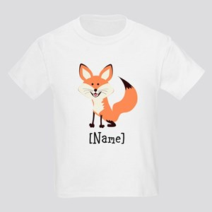 Personalized Fox T-Shirt