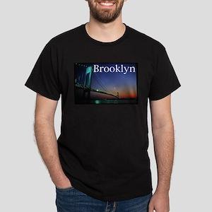 Verrazano Bridge, Bay Ridge,  Dark T-Shirt