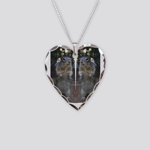 joepic Necklace Heart Charm