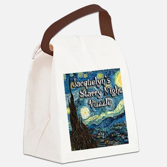Jacquelyns Canvas Lunch Bag