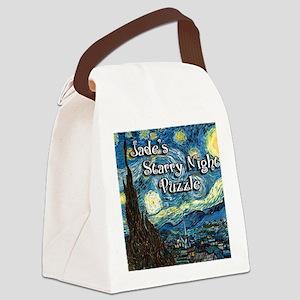 Jades Canvas Lunch Bag