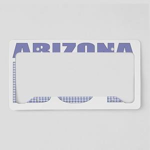 ARIZONA License Plate Holder