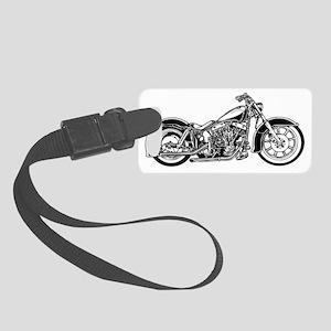 Bike-10-11-T Small Luggage Tag