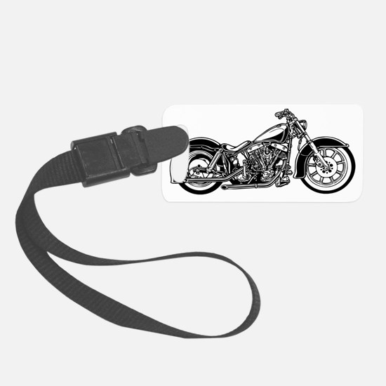 Bike-10-11-T Luggage Tag