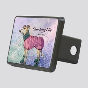 wh wheres my hat cover Rectangular Hitch Cover