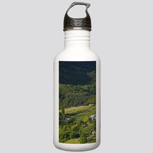 PLESIVICA. Hilly count Stainless Water Bottle 1.0L