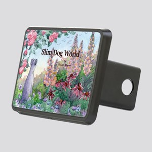 wh str lazy days cover Rectangular Hitch Cover