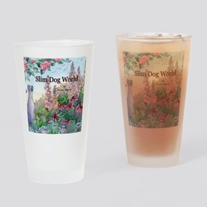 wh str lazy days cover Drinking Glass