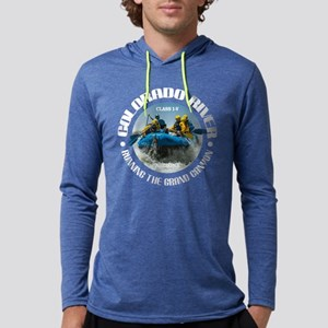 Colorado River (rafting) Long Sleeve T-Shirt