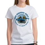Canyon paddling Women's T-Shirt