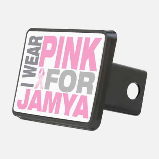 I-wear-pink-for-JAMYA Hitch Cover