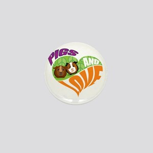 pigsnloveK Mini Button