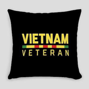 Vietnam Veteran Everyday Pillow