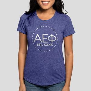 Alpha Epsilon Phi Circle Personalized T-Shirt