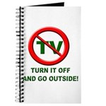 Turn Off The TV Journal