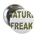 Nature Freak Button